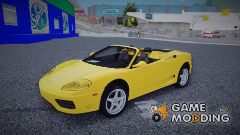 2000 Ferrari 360 Spider for GTA 3