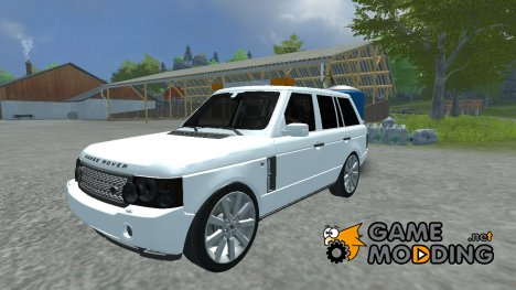 Range Rover for Farming Simulator 2013
