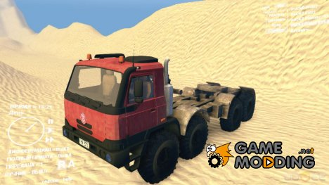 Tatra 815 8x8 for Spintires DEMO 2013