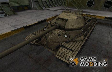 Отличный скин для ИС-8 for World of Tanks