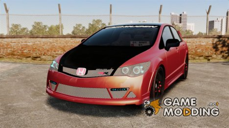 Honda Civic Type-R (Mugen RR) для GTA 4