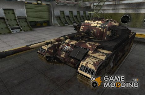 Шкурка для Centurion Mk 7/1 для World of Tanks