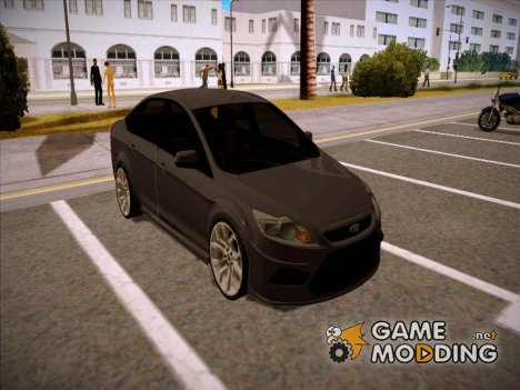 Ford Focus Sedan for GTA San Andreas