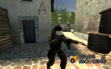 Stargate SG1 : Gign для Counter-Strike Source