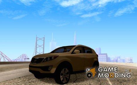 Kia Sportage 2011 for GTA San Andreas