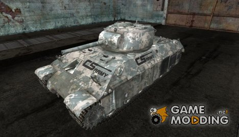 T14 Xperia for World of Tanks
