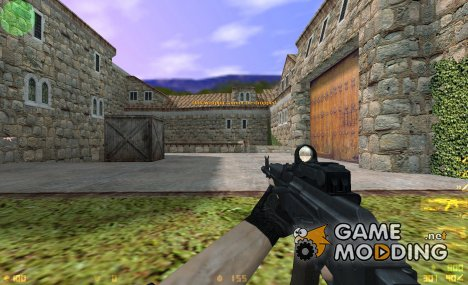 AK-74 CQB для Counter-Strike 1.6