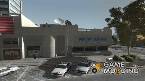 Remake police station for GTA 4