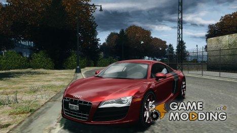 Audi R8 V10 для GTA 4