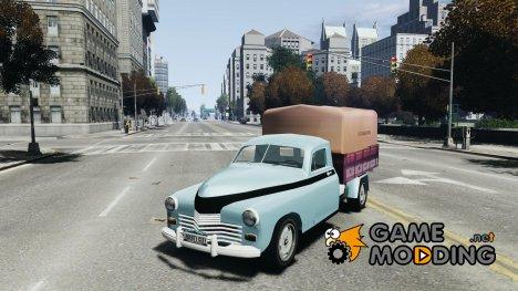 ГАЗ М20 Пикап для GTA 4