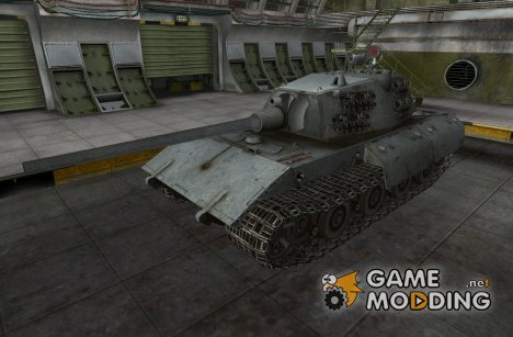 Ремоделинг для танка Е-100 for World of Tanks
