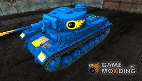 VK3001P 10 for World of Tanks