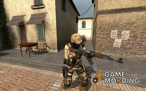 Desert US Marine Corps for Counter-Strike Source