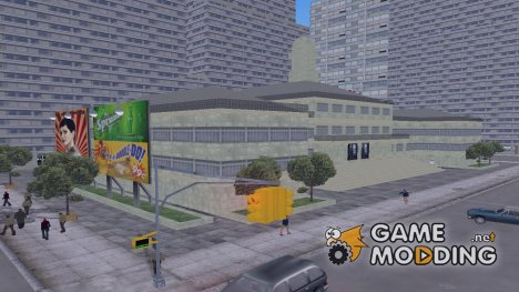 Great Hall FiX for GTA 3