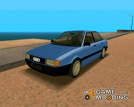 Audi 80 Classic for GTA San Andreas