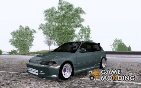 Honda Civic EG6 JDM for GTA San Andreas