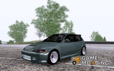 Honda Civic EG6 JDM for GTA San Andreas