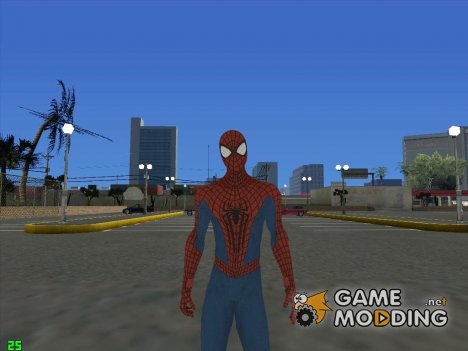 The Amazing Spider-Man 2 v2 for GTA San Andreas