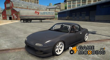 Mazda MX-5 Miata NA for GTA 4