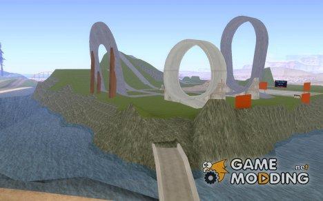Парк для екстрималов for GTA San Andreas