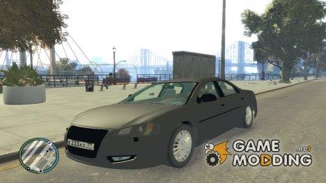 ГАЗ Волга Сайбер для GTA 4