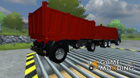 Iveco trailer for Farming Simulator 2013