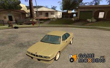 BMW 535i e34 AC Schnitzer for GTA San Andreas