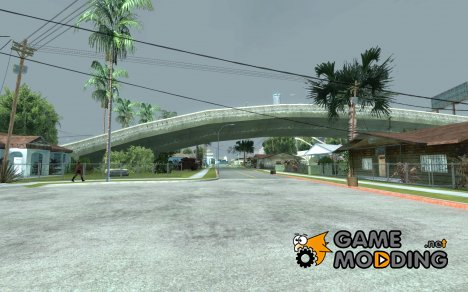 Weather manager for GTA San Andreas