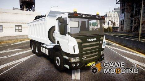 Scania P420 for GTA 4