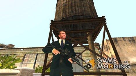 AK Sopmod 4 для GTA 4