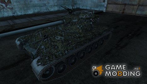 Шкурка для Bat Chatillon 25 t №10 for World of Tanks