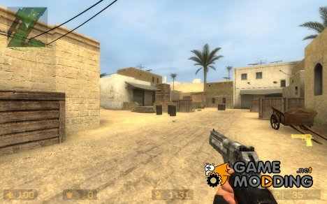 Auto Blaster. для Counter-Strike Source
