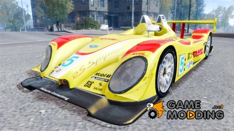 Porsche RS Spyder Evo for GTA 4