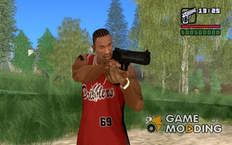 Deagle для GTA San Andreas