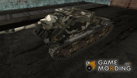 шкурка для T25 AT №25 для World of Tanks