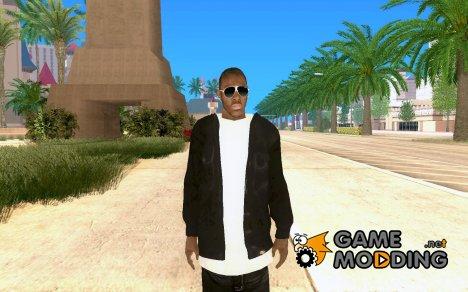 Новый толстый баллас for GTA San Andreas