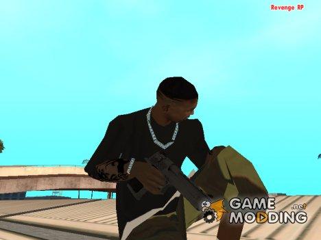 Deagle из FarCry 3 для GTA San Andreas