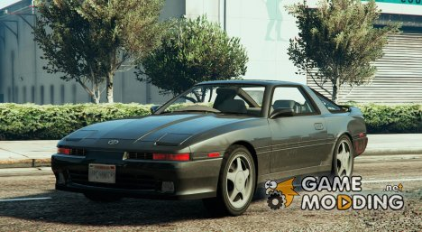 1992 Toyota Supra Turbo Mk3 for GTA 5