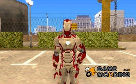 Iron man Mark42 для GTA San Andreas