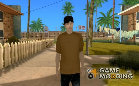 OMYST by Gedimas for GTA San Andreas