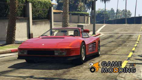 1984 Ferrari Testarossa FINAL for GTA 5