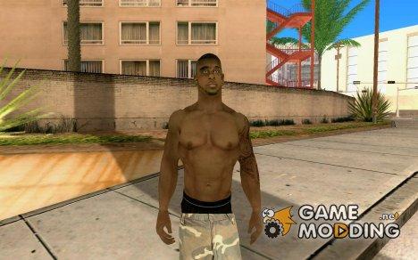 James Woods [Beta] для GTA San Andreas