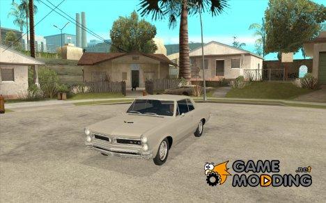 Pontiac GT-100 for GTA San Andreas