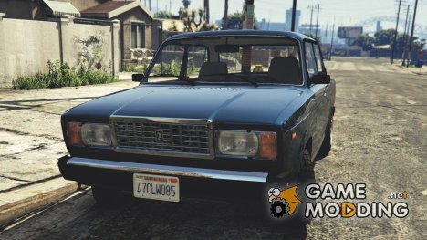 ВАЗ-2107 Lada Riva v1.3 for GTA 5