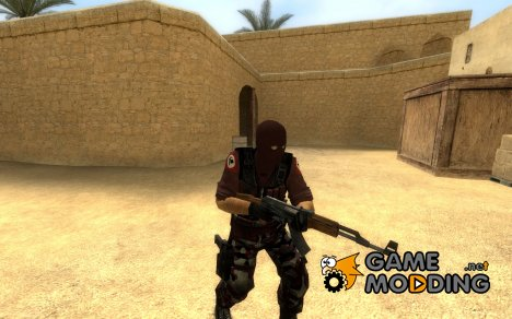 Superdems And EVILZEDS Nazi Terror Pack for Counter-Strike Source