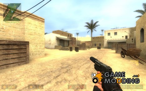 Sig P228 Hack для Counter-Strike Source