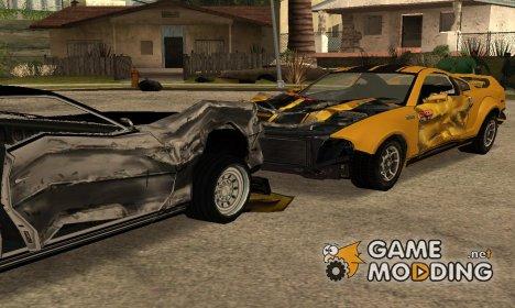 "Пак машин ""DDNM"" из FlatOut 2 для GTA San Andreas"