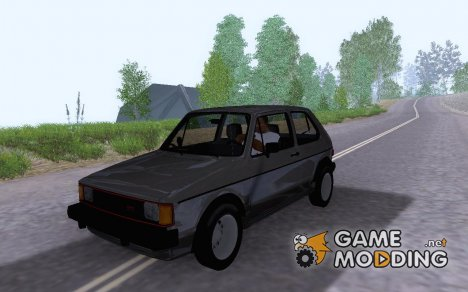Volkswagen Rabbit Gti for GTA San Andreas