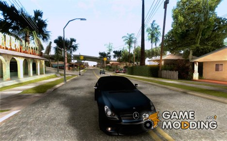 HQ Realistic World v2.0 для GTA San Andreas