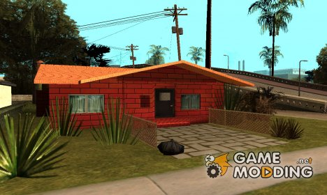 New Denise Home for GTA San Andreas
